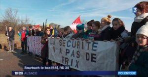 France 3 Alsace - samedi 17/12/2016 19/20